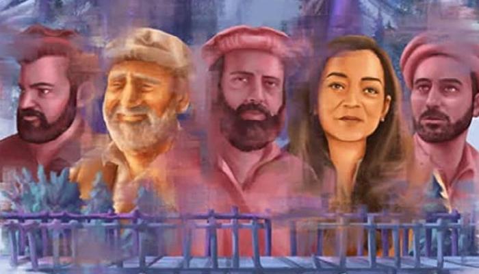 مختصر فلم دریا کے اس پار نے عالمی فلم فیسٹیول میں تین بڑے ایوارڈز جیت لیے