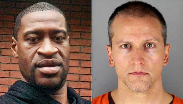 جارج فلائیڈ کیس، ڈیرک شاون سمیت 4 سابق پولیس افسران پر نئی فرد جرم