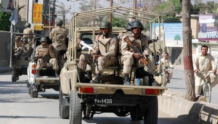 لکی مروت میں ASI شہید، 2 دہشتگرد ہلاک