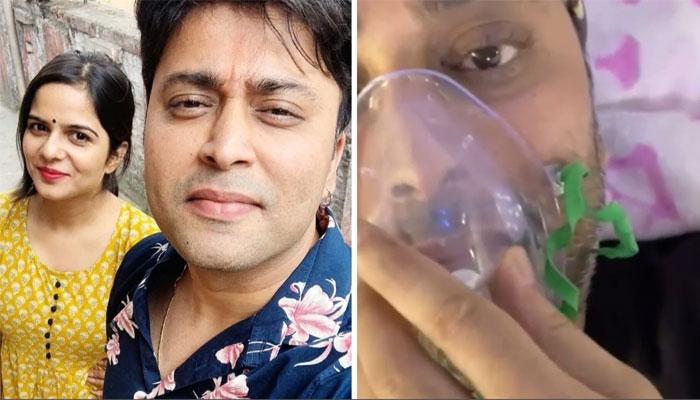 اسپتال میں آکسیجن فراہم نہیں کیا جارہا، راہول ووہرا کی آخری ویڈیو وائرل