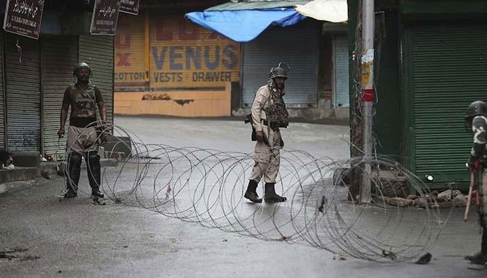 مقبوضہ کشمیر، ضلع اسلام آباد میں فائرنگ سے 3 نوجوان شہید