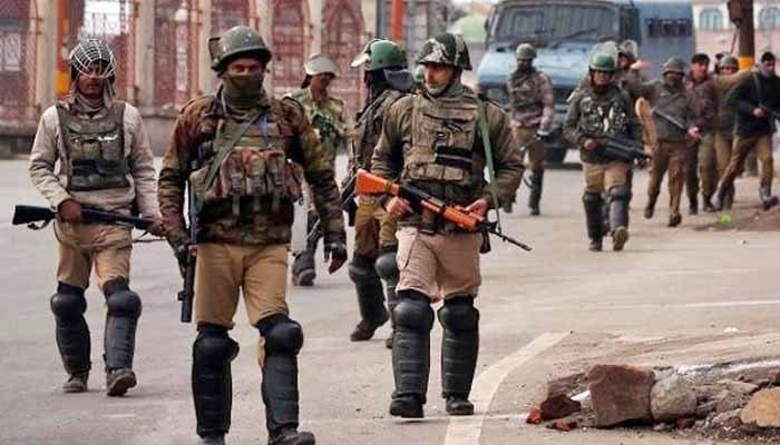 بھارتی فوج نے شہداء برنال نامعلوم مقام پر سپردخاک کردیئے 3 نوجوانوں کی شہادتوں کیخلاف مظاہرے
