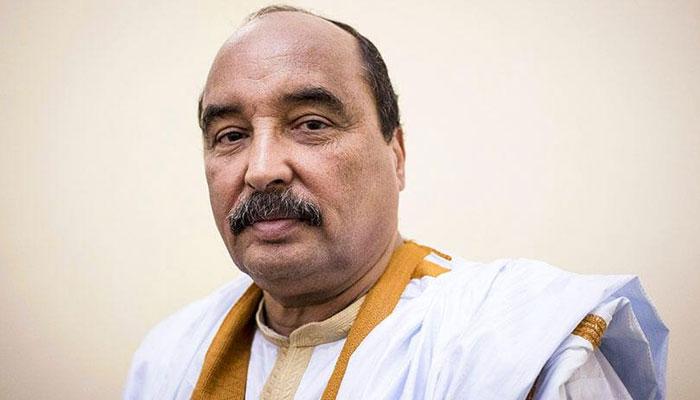 موریطانیہ، سابق صدر محمد اولد عبد العزیز کے گھر سے نکلنے پر پابندی عائد