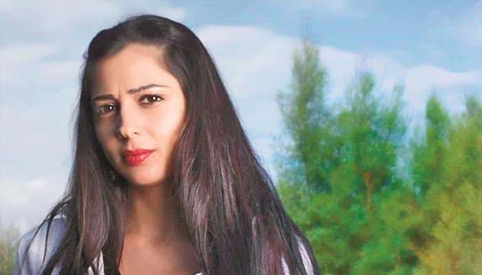 فلسطینی اداکارہ میساء عبدالھادی اسرائیلی فوج کے حالیہ حملوں میں زخمی
