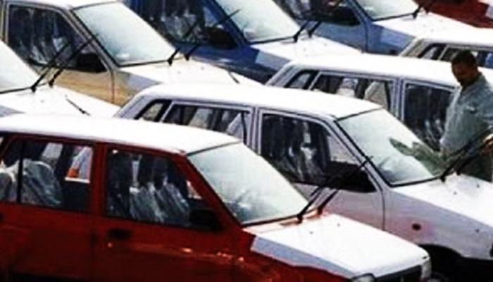 ایک ہزار سی سی سے کم پاور کی گاڑیوں کی فروخت میں معمولی اضافہ