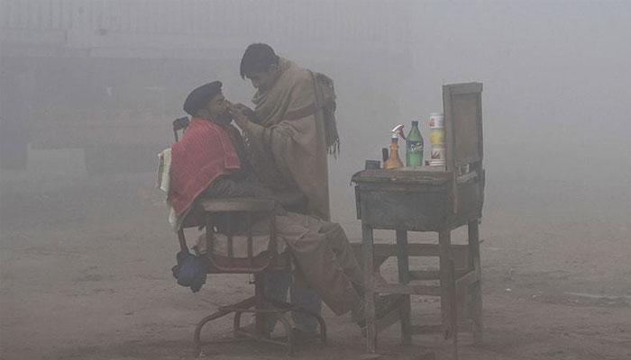 لاہور شہر کے ایئرکوالٹی انڈیکس میں اضافہ