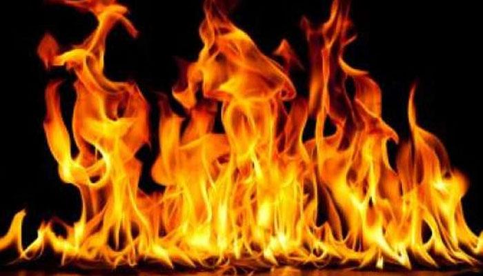 اورنگی ٹاؤن، پیڑول پمپ پر آئل ٹینکر خالی کرنے کے دوران آگ گئی