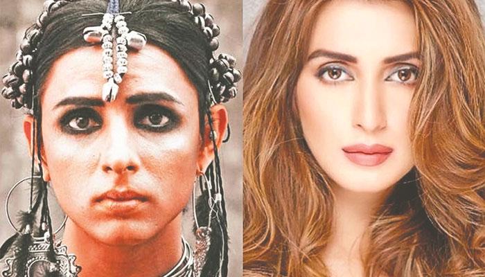 ایمان علی خود کو خواجہ سرا سے تشبیہ دینے پر شدید تنقید کی زد میں