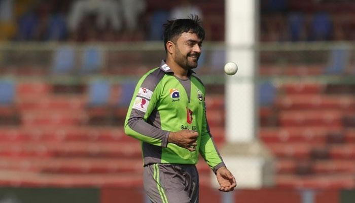 لاہور قلندرز کی فتح ٹیم کی مشترکہ کاوش کا نتیجہ ہے،راشد خان