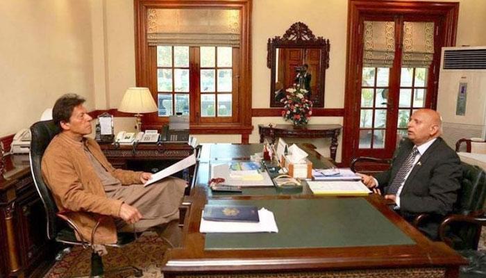 وزیراعظم نے وفاقی بجٹ کی منظوری کا ٹاسک گورنر پنجاب کو سونپ دیا