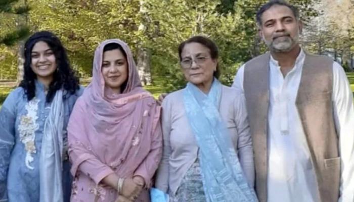 کینیڈا میں شہید پاکستانی خاندان کے چاروں افراد کی نماز جنازہ آج ادا کی جائے گی