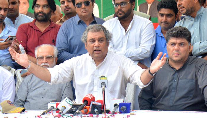 سندھ حکومت نے کراچی کو لاوارث چھوڑ دیا ہے، علی زیدی