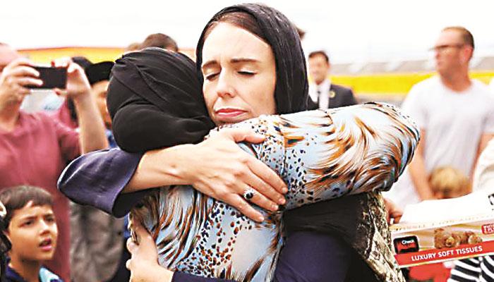 کرائسٹ چرچ کی مساجد پر حملوں کے تناظر میں فلم بنانے پر مسلمان ناراض