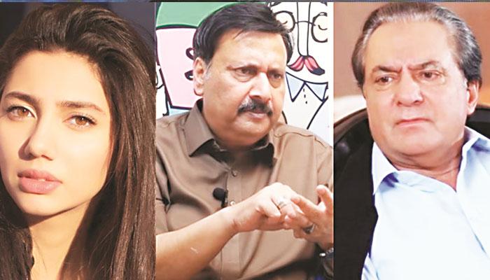 ماہرہ خان بہت بڑی اسٹار، ٹاپ اداکارہ اور پاکستان کا چہرہ ہیں، وسیم عباس