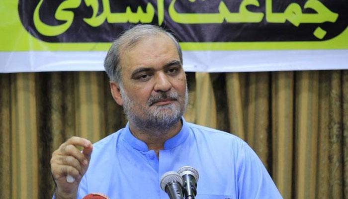 بلدیاتی مسائل کے حل کیلئے اب وزیر اعلیٰ ہاؤس پر دھرنا ہوگا، حافظ نعیم