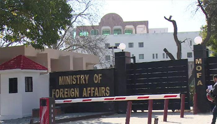 کورونا شرائط کی وجہ سے ابھی تک کسی ملک کو آم نہیں بھیجے گئے، وزارت خارجہ