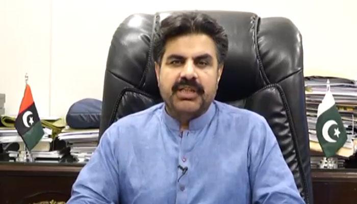 ویکسین سے متعلق پروپیگنڈے پر قانون سازی کررہے ہیں، ناصر حسین شاہ