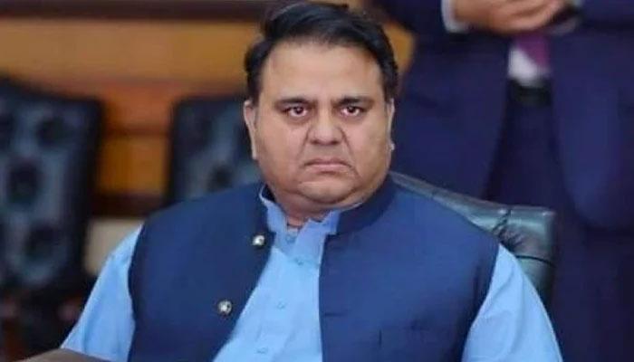 وزیر اطلاعات فواد چوہدری کا سینئر صحافی راجہ طارق کے انتقال پر اظہار افسوس