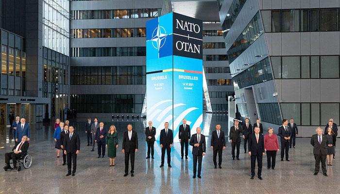 نیٹو اجلاس،چین اور روس کی جارحانہ پالیسیوں سے ملکر نمٹنے کا عزم