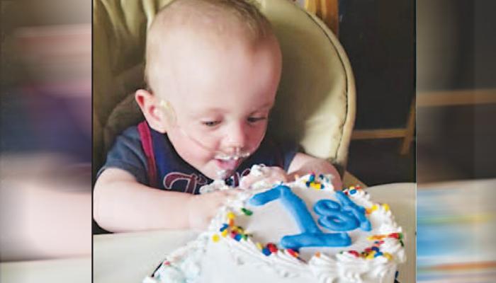 دنیا کے انتہائی قبل از وقت پیدا ہونیوالے بچے نے پہلی سالگرہ منائی
