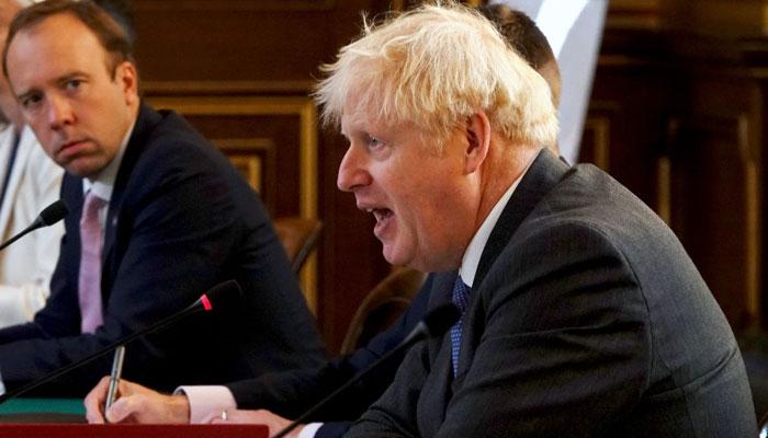 ایسا نہیں لگتا کہ کووڈ 19کا آغاز چینی لیبارٹری سے ہوا ہو: برطانوی وزیر اعظم