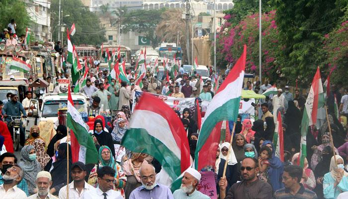 سانحہ ماڈل ٹاؤن میں  ملوث ملزمان کو گرفتار کیا جائے، پاکستان عوامی تحریک