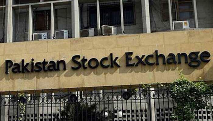 اسٹاک مارکیٹ، سرمائے کے انخلا سے مندی، 323 پوائنٹس کم