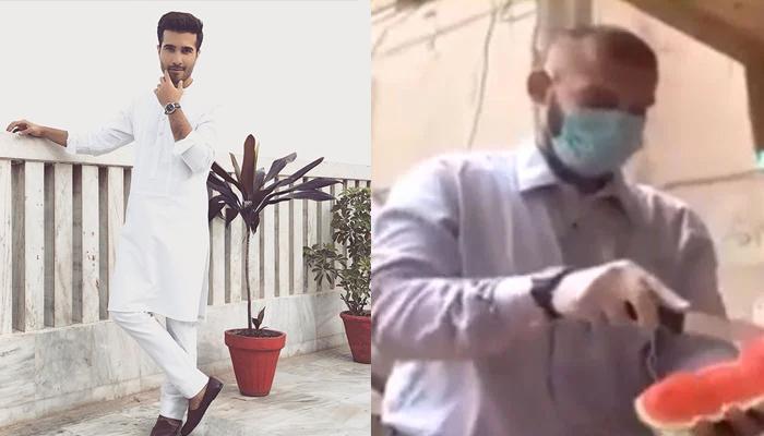فیروز خان نے جوس بیچنے والے ایروناٹیکل انجینئر کو ملازمت کی پیشکش کردی