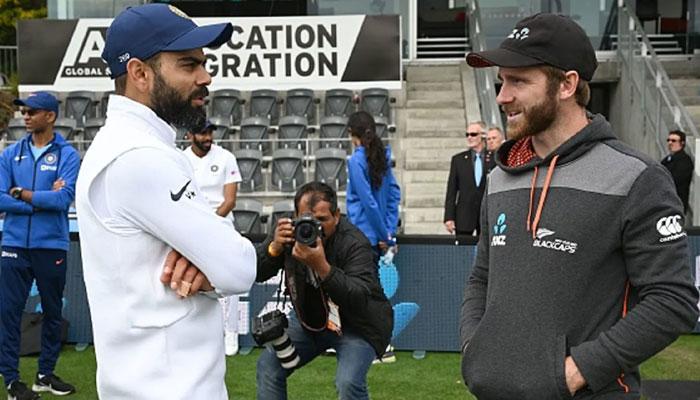 عالمی ٹیسٹ فائنل میں آج سے نیوزی لینڈ اور بھارت مدمقابل
