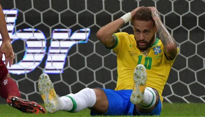 کوپا امریکا فٹ بال،برازیل کامیاب