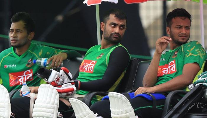تمیم اور شکیب ڈھاکا پریمیئر لیگ سے باہر