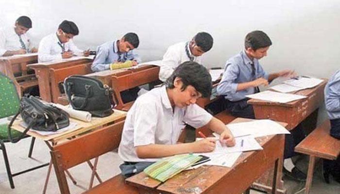میٹرک کے امتحانی فارم جمع کرانے کی تاریخ میں توسیع
