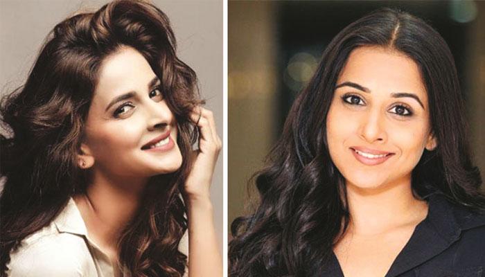 ودیا بالن فلم''ہندی میڈیم''میں صبا قمر کی اداکاری سے متاثر ہوئی تھیں