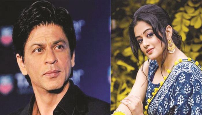 شاہ رخ خان نے فلم کی شوٹنگ کے دوران ساتھی اداکارہ کو تین سو روپے انعام دیا