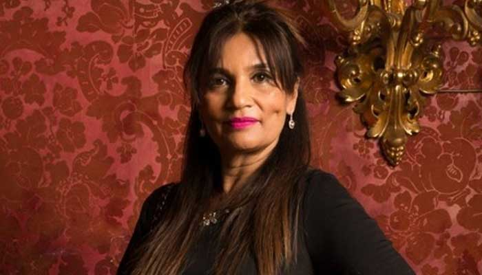 ویب سیریز 'دائی' میں میرا کردار شیطانی ہے، فریحہ الطاف