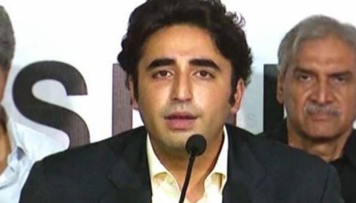 بلاول بھٹو نے کراچی میں پرتشدد احتجاج کے بعد بے گناہ افراد کی گرفتاری کا نوٹس لے لیا