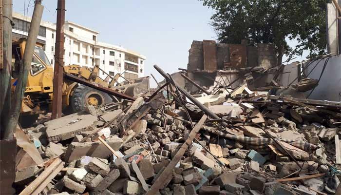 جمعہ گوٹھ میں ریلوے کی 11 ایکڑ زمین واگزار
