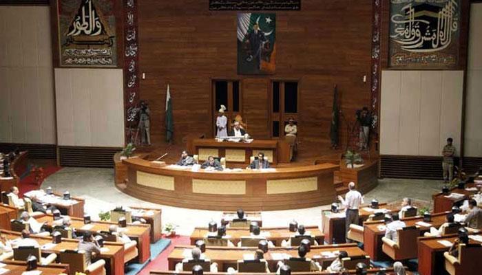 سندھ اسمبلی، شہید بے نظیر بھٹو کی سالگرہ پر مبارکباد