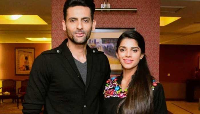 محب مرزا اور صنم سعید کی شادی کی خبریں سوشل میڈیا پر زیرگردش