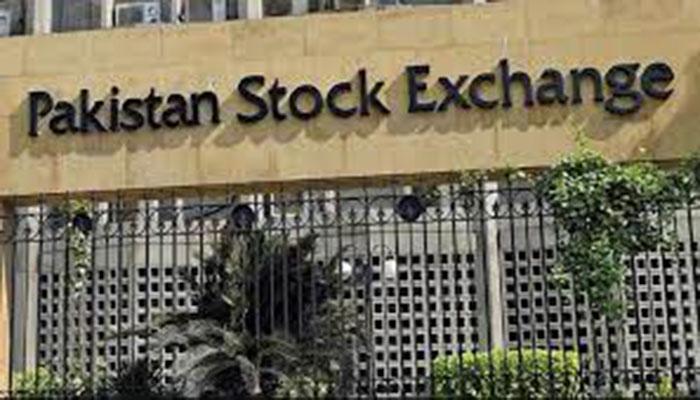 اسٹاک مارکیٹ، سرمایہ کاروں کی عدم دلچسپی، معمولی مندی، 25 پوائنٹس کم