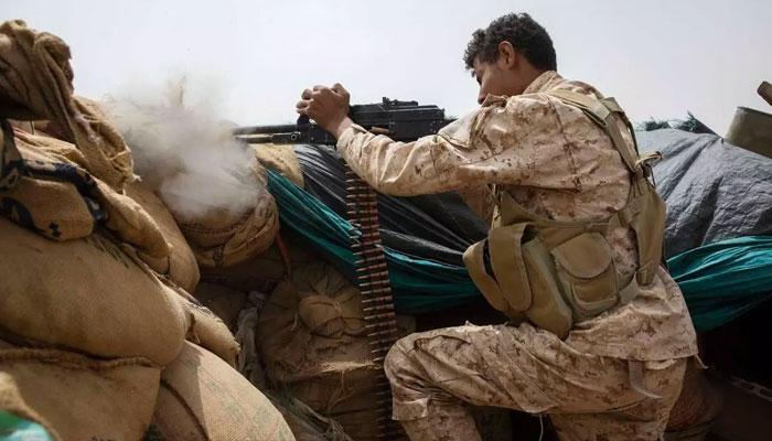 یمن، حکومتی افواج اور حوثی باغیوں میں لڑائی، 90 جنگجو ہلاک