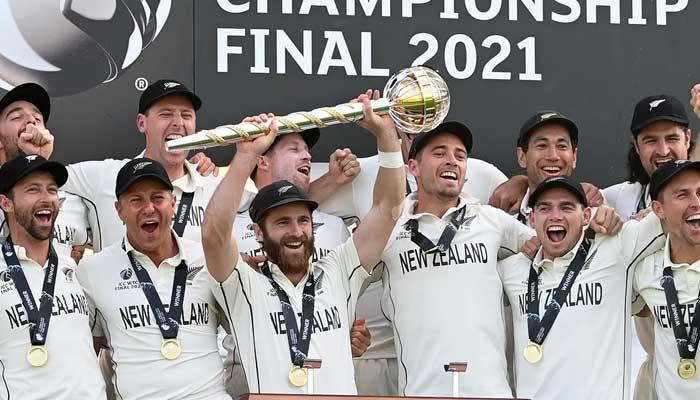 عالمی ٹیسٹ چیمپئن نیوزی لینڈ عظیم ترین کرکٹ ٹیم قرار