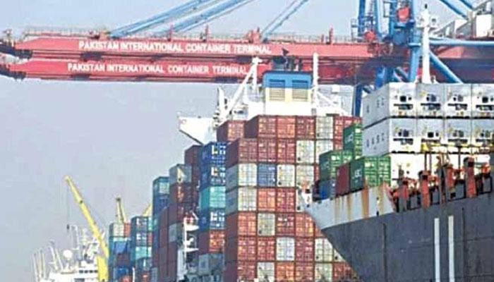 برآمدات میں گزشتہ مالی سال میں 18 جبکہ جون میں 70 فیصد کا اضافہ