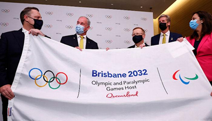 برسبین 2032 اولمپکس کیلئے منتخب
