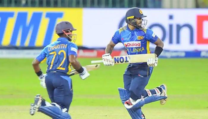 سری لنکا تیسرے ون ڈے میں کامیاب
