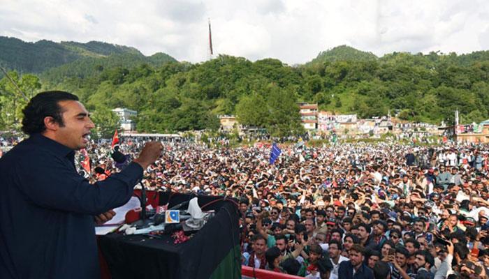 فیصلے کشمیریوں کاحق، اسلام آباد، دہلی یا رائے ونڈ کی ڈکٹیشن قبول نہیں، بلاول بھٹو