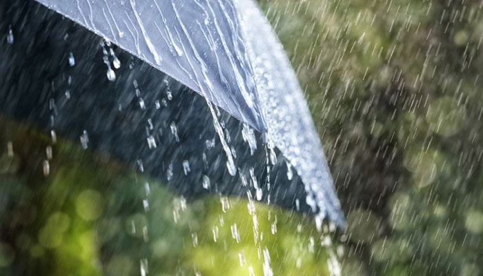چمبڑ. موسلادھار بارش نشیبی علاقے زیر آب