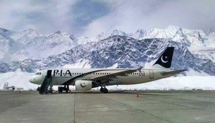 اسکردو ایئر پورٹ ہمالیائی ریجن کے مصروف ترین ایئرپورٹس میں شامل، ایک دن میں چھ پروازوں کی آمد و روانگی