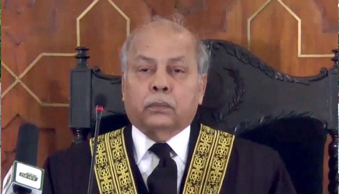 جسٹس محمد علی مظہر کو سپریم کورٹ میں ترقی دینے کا معاملہ، جوڈیشل کمیشن کا اجلاس بدھ کو طلب