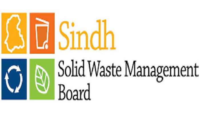 سندھ سالڈ ویسٹ مینجمنٹ بورڈ کی جانب سے صفائی مہم کا آغاز